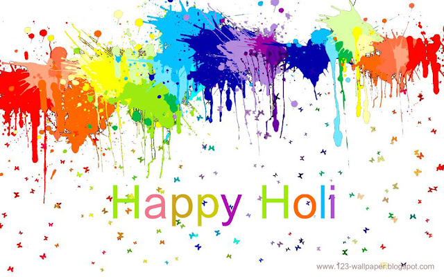 happy holi images for facebook