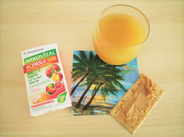 Acerola: integratore di vitamina C vegetale