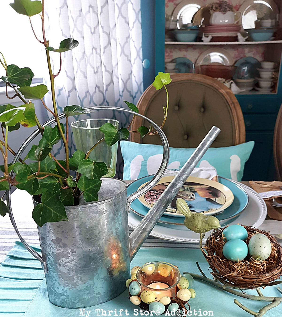 Spring nesting mini blog hop