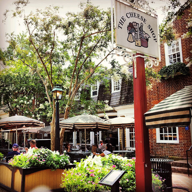 Deli and Market in Colonial Williamsburg