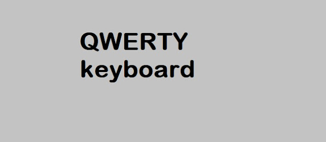 Why do we have a QWERTY keyboard instead of putting the letters in alphabetical order?