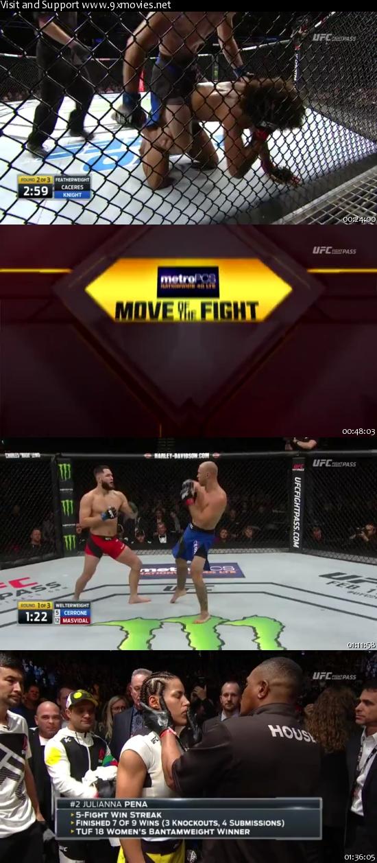 UFC on Fox 23 WEB-DL 480p