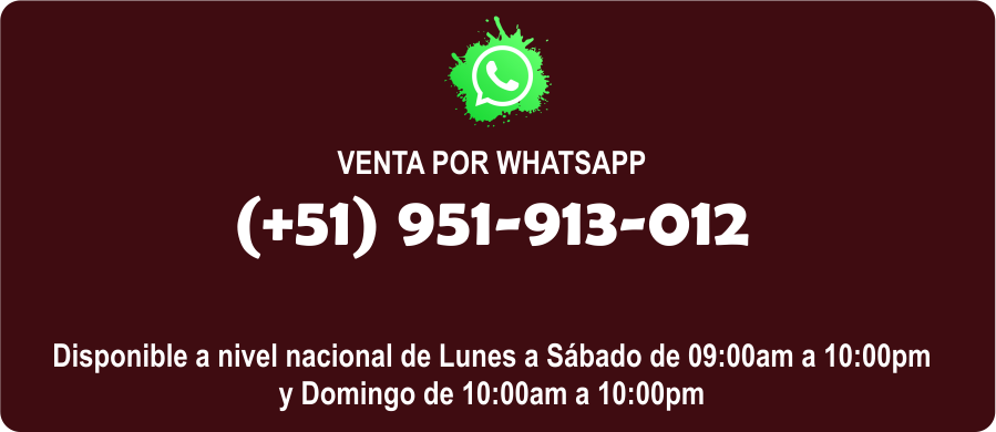 Venta WhatsApp
