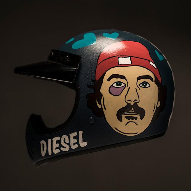 Jonathan Helmet by Joey Landeis - www.shittyhelmets.com