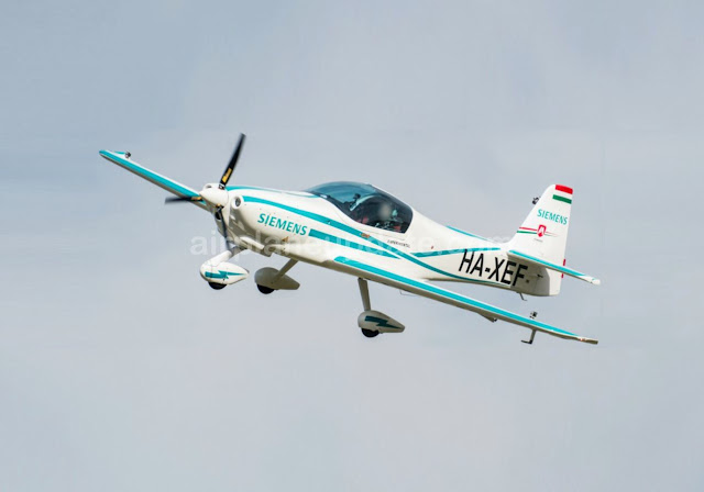 Magnus eFusion all-electric light sport aircraft