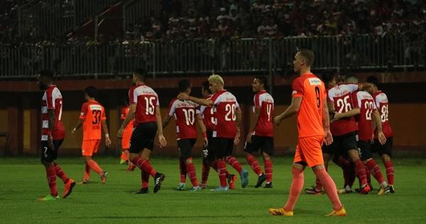 Madura United Kembali Mencoret Pemain