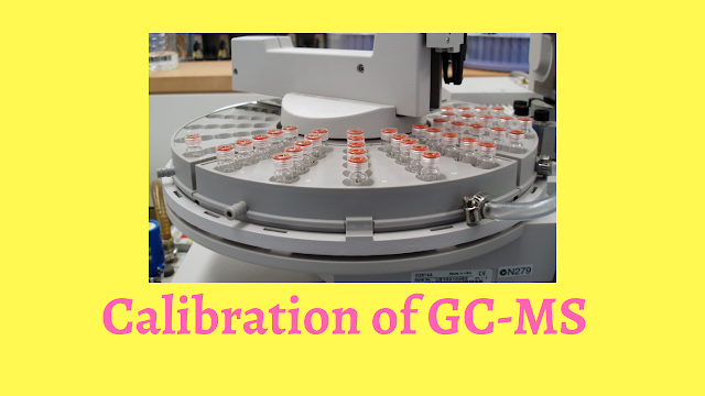 gc-ms calibration