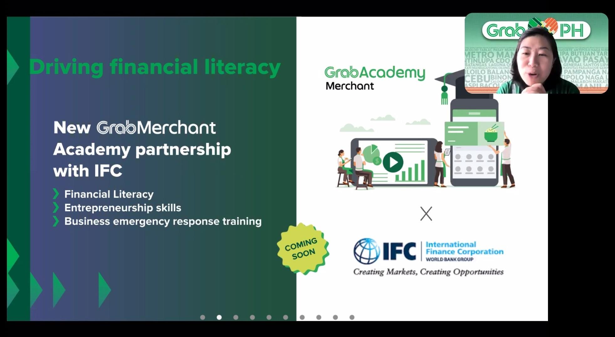 Grab GrabMerchant Academy
