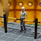 9th & 10th Doctors Console Room Railings- Preview Image