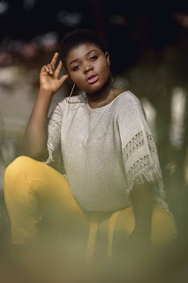 EBONY'S HAUNTING SHADOW:  Female Vocalist, Chikel Baibe finally opens up! ( Read Full Story)