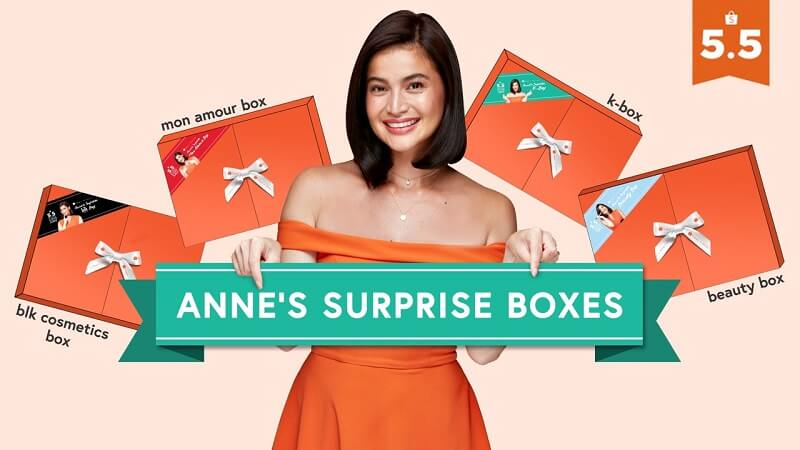 "Shopee 5.5 Super Sale starts today with ""surprise boxes"" worth PHP 1,500!"