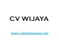 Loker Semarang Sales B2B Senior Gaji 4 - 10 Juta di CV Wijaya