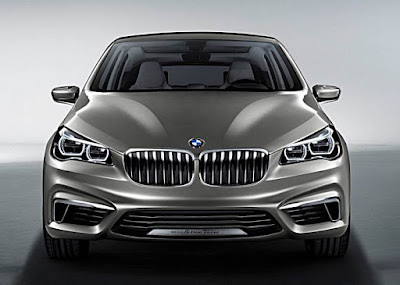 2017 BMW 5 Series Sedan Rendering