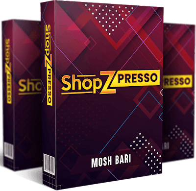 [VIP] ShopZPresso  [World's First 3-in-1 Online MegaStore Creator]