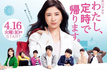 Sinopsis I Will Not Work Overtime, Period (Drama Jepang 2019) Review dan Pemain Lengkap