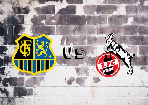 Saarbrücken vs Köln  Resumen