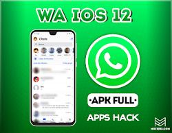 WhatsApp Estilo IOS 12 PARA ANDROID 2019 APK