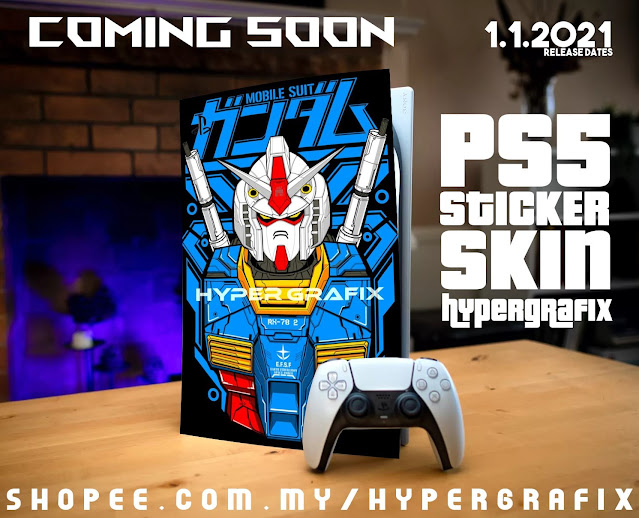 Sony PS5 Skins, Wraps & Covers