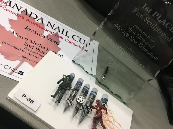 Update part 2 - Nail Competitions