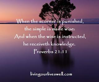 Proverbs 21:11