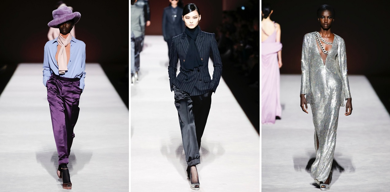 Tom Ford Fall/Winter 2019 Collection