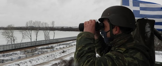 Πάνω από 6 Μήνες Απλήρωτοι οι Στρατιωτικοί στον Έβρο για Περιπολίες στα Σύνορα (ΕΠΙΣΤΟΛΗ)