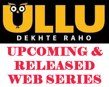 Ullu App  web series