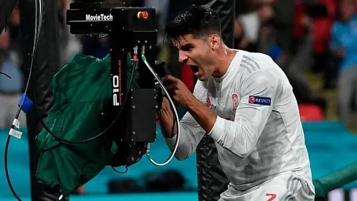 Morata family once again at the centre of insults