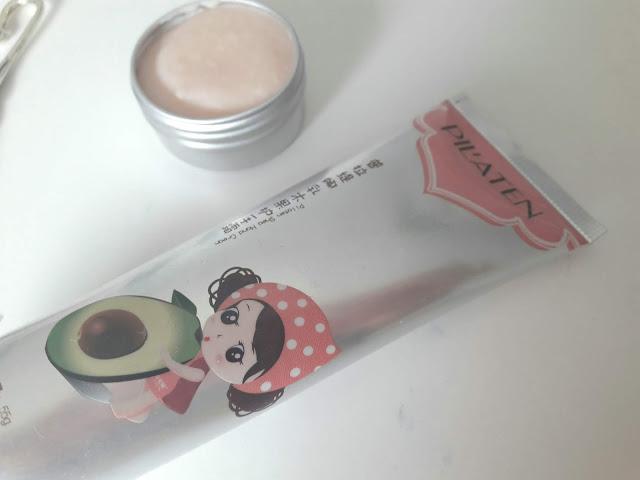 Pilaten Shea Hand Cream - mój pierwszy krem z Chin!