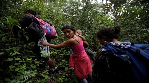 ONU recibe reporte de desaparición de migrantes de caravana en México