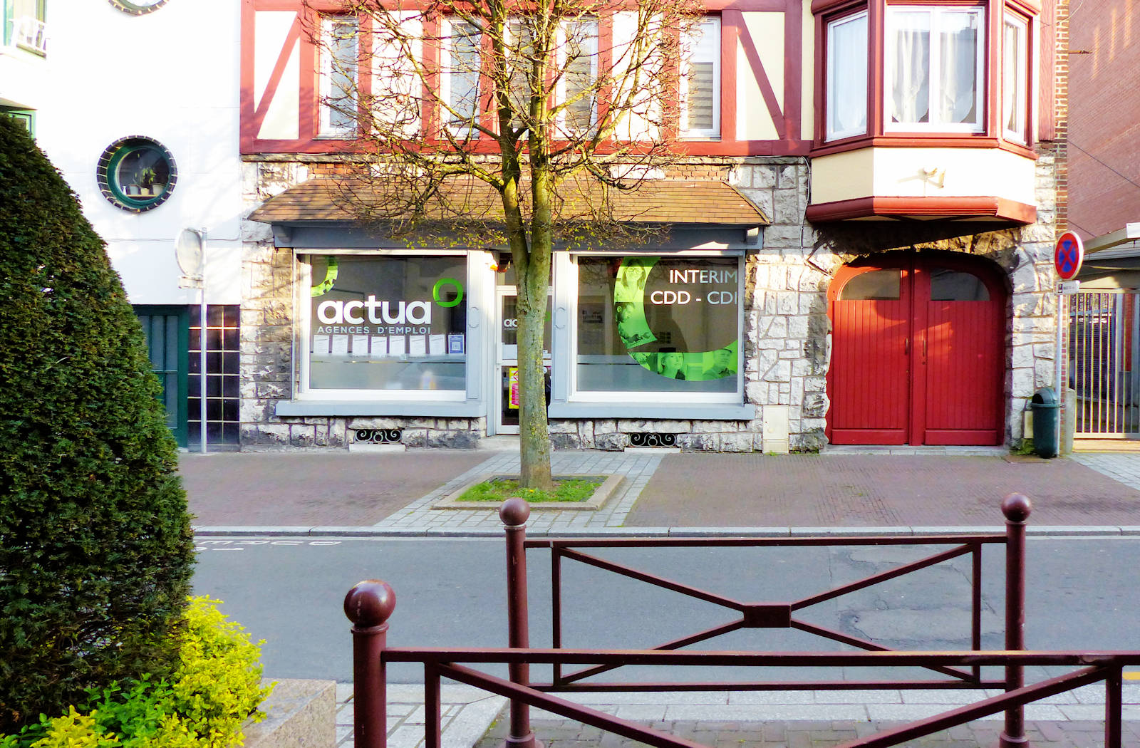 Agence d'emploi Actua - Rue de la Cloche, Tourcoing