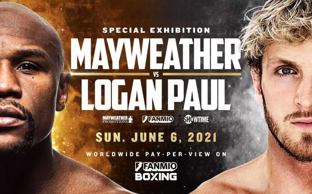 Floyd Mayweather Jr Vs Logan Paul, Mayweather Jr Vs Paul, WBO World Cruiserweight Championship, Boxing, Fight