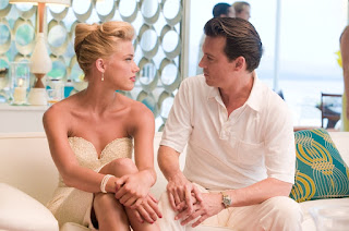 the rum diary-amber heard-johnny depp