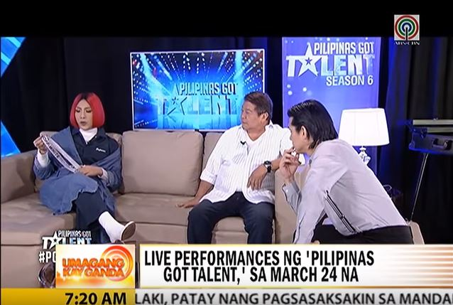 Angel Locsin Trusts Her Co-Judges' Judgements And Decisions In PGT!