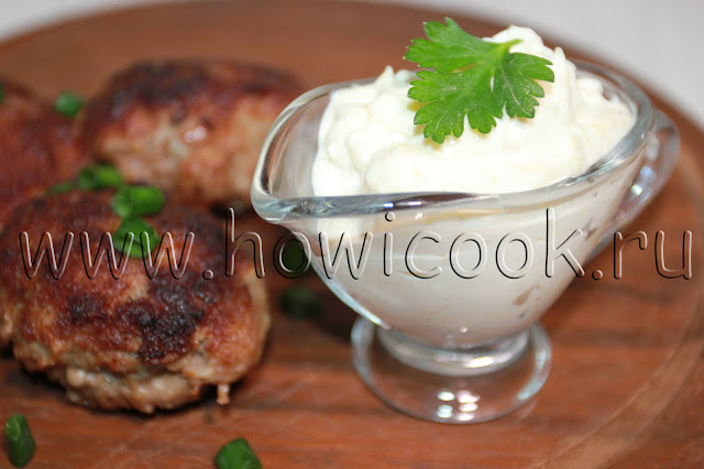 рецепт сырного соуса с пошаговыми фото