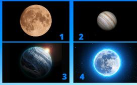 Астрологический тест-картинка: выберите планету и узнайте событие, которое произойдет с вами через 3 дня