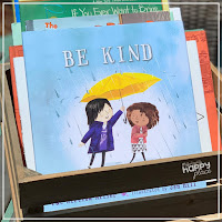 Back to School Books for kindergarten and first grade - Be Kind