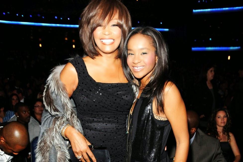 Bobbi Brown Kristina's Family to Let Her Die on Same Day as Whitney Houston