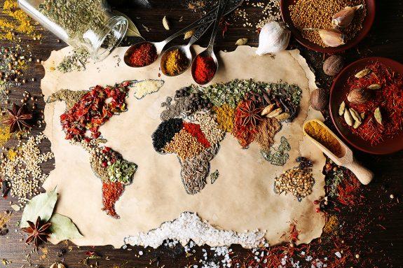 Φαγητά - συνταγές από όλο τον κόσμο