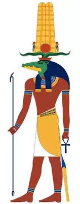 Egyptian Gods and Goddesses - Sobek
