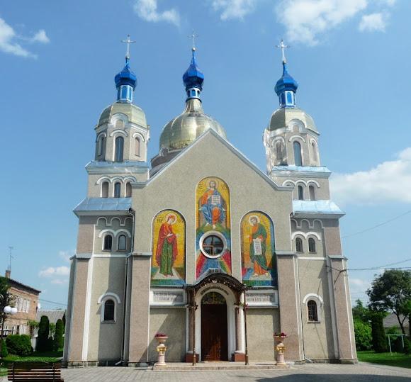Болехів. Церква Жон Мироносиць. 1909 р. УАПЦ