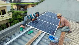 jual alat listrik tenaga surya matahari kapasitas 1000watt