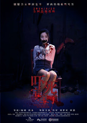 Download Too Scared to Scream (2016) 720p WEBRip Subtitle Indonesia