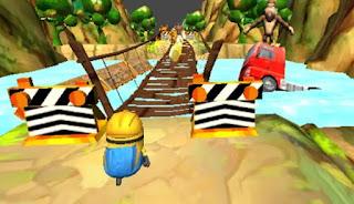 Free Banana Rush Adventure