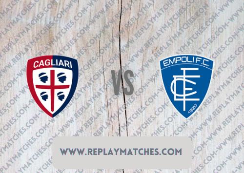 Cagliari vs Empoli Highlights 22 September 2021