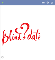 Blind date for FB