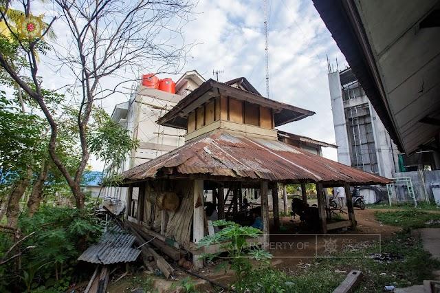 Mesjid Tuha Mukim Siem dan Kulam