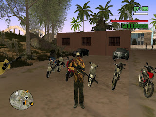 gambar terkait dari game GTA Extreme Indonesia