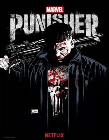 The Punisher S01 Complete Web-DL 480p 720p 1080p HEVC