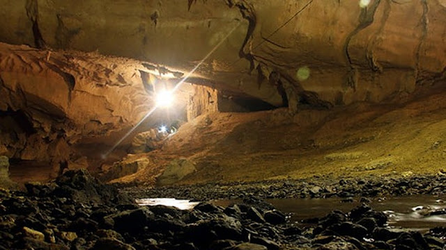 3,000-year-old cave drawings found in Vietnam